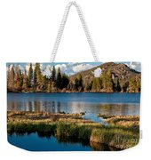 Afternoon At Sprague Lake Weekender Tote Bag