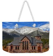 Afternoon Mass Weekender Tote Bag