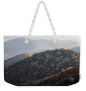 Afternoon On The Mountain Weekender Tote Bag