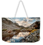 Afternoon Reflections Weekender Tote Bag by Cat Connor
