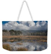 Afternoon Reflections Weekender Tote Bag