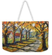 Afternoon Shadows By Prankearts Weekender Tote Bag