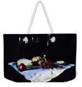 Afternoon Snack Weekender Tote Bag