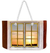 Afternoon Sun Weekender Tote Bag