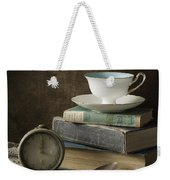 Afternoon Tea Weekender Tote Bag