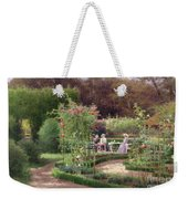 Afternoon Tea By The Laurel Arch Weekender Tote Bag