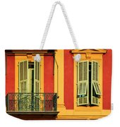 Afternoon Windows Weekender Tote Bag