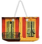 Afternoon Windows Weekender Tote Bag