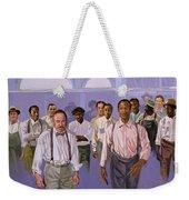 Against All Odds Weekender Tote Bag
