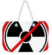 Against Atom Weekender Tote Bag