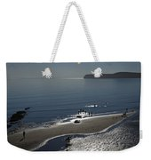 Against The Light - Compton Bay Weekender Tote Bag
