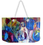 Against The Rain II Weekender Tote Bag