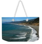 Agate Beach Weekender Tote Bag