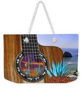 Agave Guitar Weekender Tote Bag