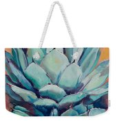 Agave With Pups Weekender Tote Bag