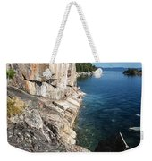 Agawa Pictographs Weekender Tote Bag