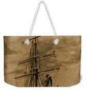 Age Of Sail Poster Weekender Tote Bag by John Malone Halifax photographer
