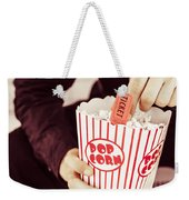 Age Of The Classic Movie Weekender Tote Bag