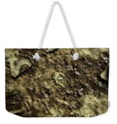Aged Abstract Weekender Tote Bag