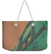 Aged Copper Theater Weekender Tote Bag