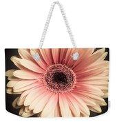 Aster Flower Weekender Tote Bag