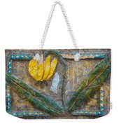 Aged Yellow Brilliance Weekender Tote Bag