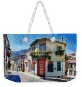 Agiassos Village Weekender Tote Bag