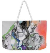Self-renewal 10d Weekender Tote Bag
