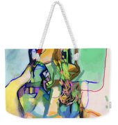 Self-renewal 13p Weekender Tote Bag