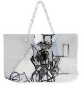 Self-renewal 14c Weekender Tote Bag