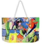Self-renewal 15q Weekender Tote Bag