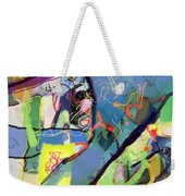 Self-renewal 15u Weekender Tote Bag