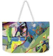 Self-renewal 15v Weekender Tote Bag