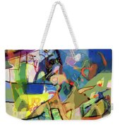 Self-renewal 15w Weekender Tote Bag