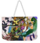 Self-renewal 16hb Weekender Tote Bag