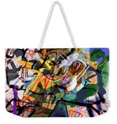 Self-renewal 16k Weekender Tote Bag