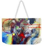 Self-renewal 23c Weekender Tote Bag