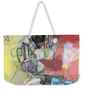 Self-renewal 5c6 Weekender Tote Bag