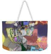 Self-renewal 5c8 Weekender Tote Bag