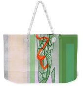 Self-renewal 8b Weekender Tote Bag