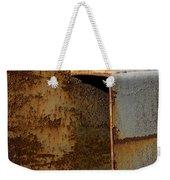 Aging With Rust Weekender Tote Bag