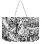 Agony In The Garden From The 'great Passion' Series Weekender Tote Bag