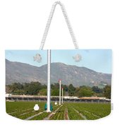 Agricultural Windmills Weekender Tote Bag