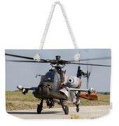 Ah-64d Apache Longbow Of The Royal Weekender Tote Bag