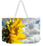 Ah Sunflower Weekender Tote Bag