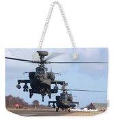Ah64d Apache Longbow Helicopters  Weekender Tote Bag