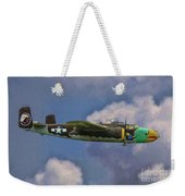 Air Apaches B-25j Weekender Tote Bag