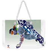Air Born For Gold Weekender Tote Bag