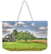 Air Conditioned Barn Weekender Tote Bag
