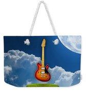 Air Guitar Weekender Tote Bag